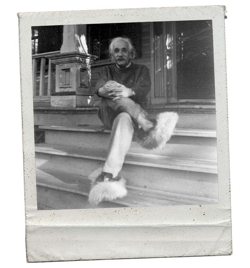 albert-einstein-fuzzy-slippers