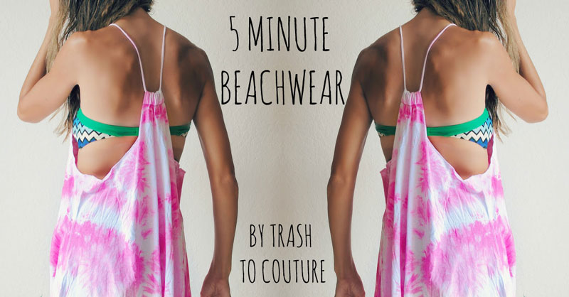 Trash-To-Couture-DIY-beachwear-1