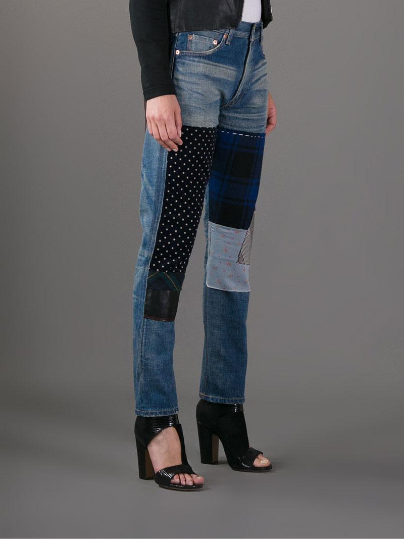 Junya-Watanabe-patchwork-jeans-2