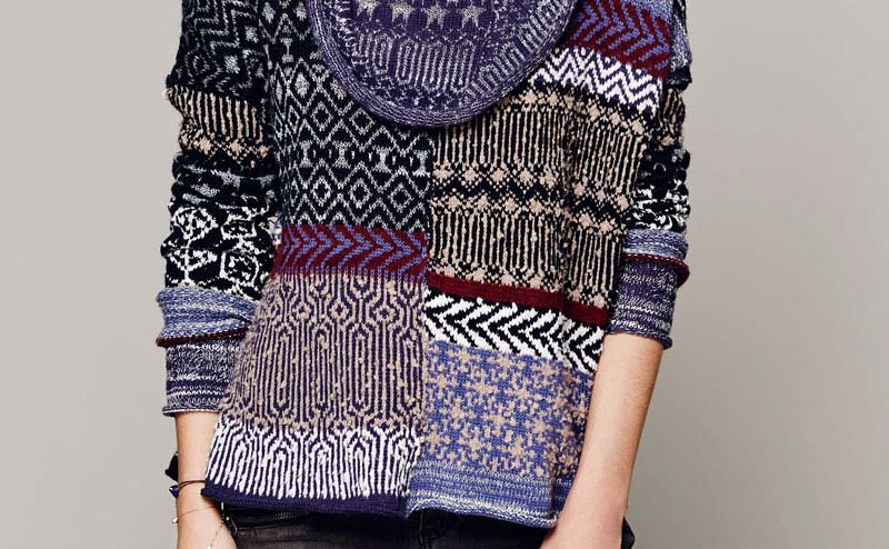 Free-People-patchwork-knitwear-sweater-2
