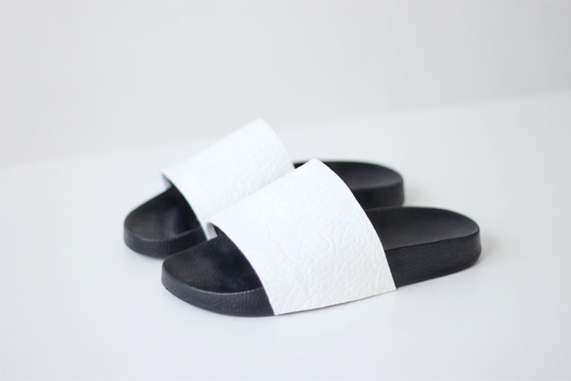 loveaesthetics DIY minimal sandal