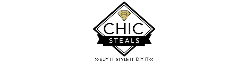 best diy blogs CHIC STEALS