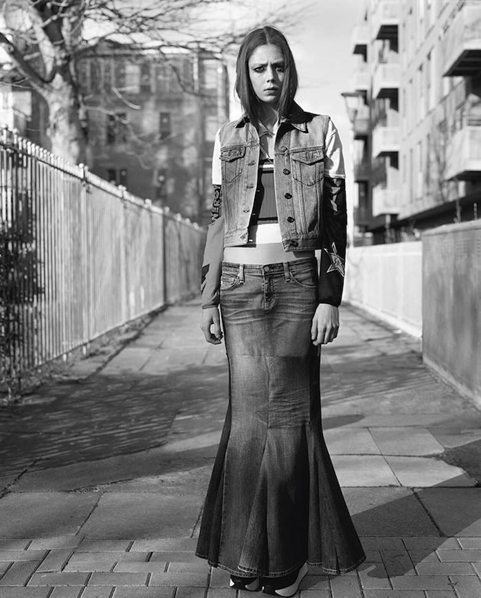 Nathalie Westling by Richard Bush for i-D Magazine Spring 2014 2