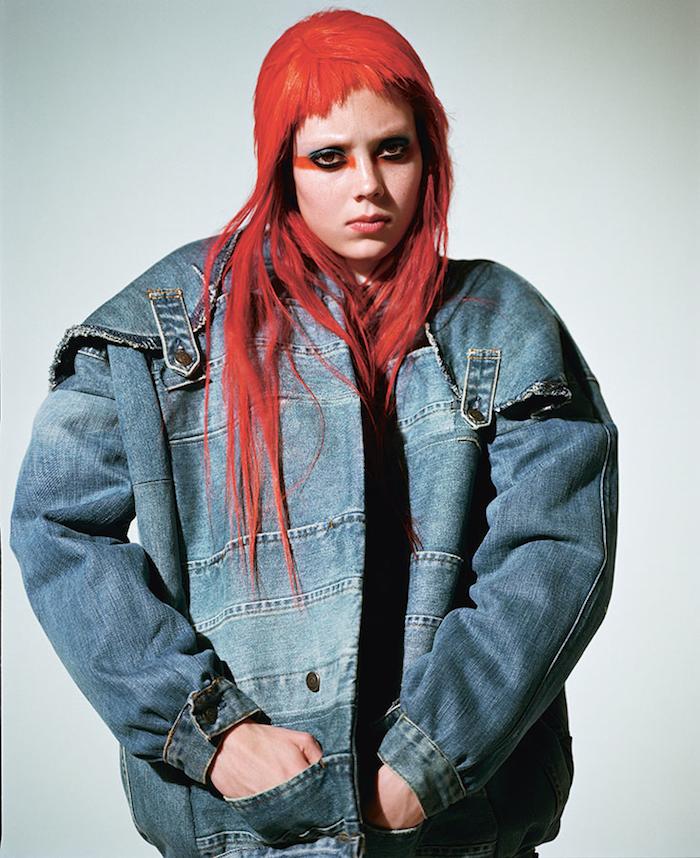 Nathalie Westling by Richard Bush for i-D Magazine Spring 2014 9