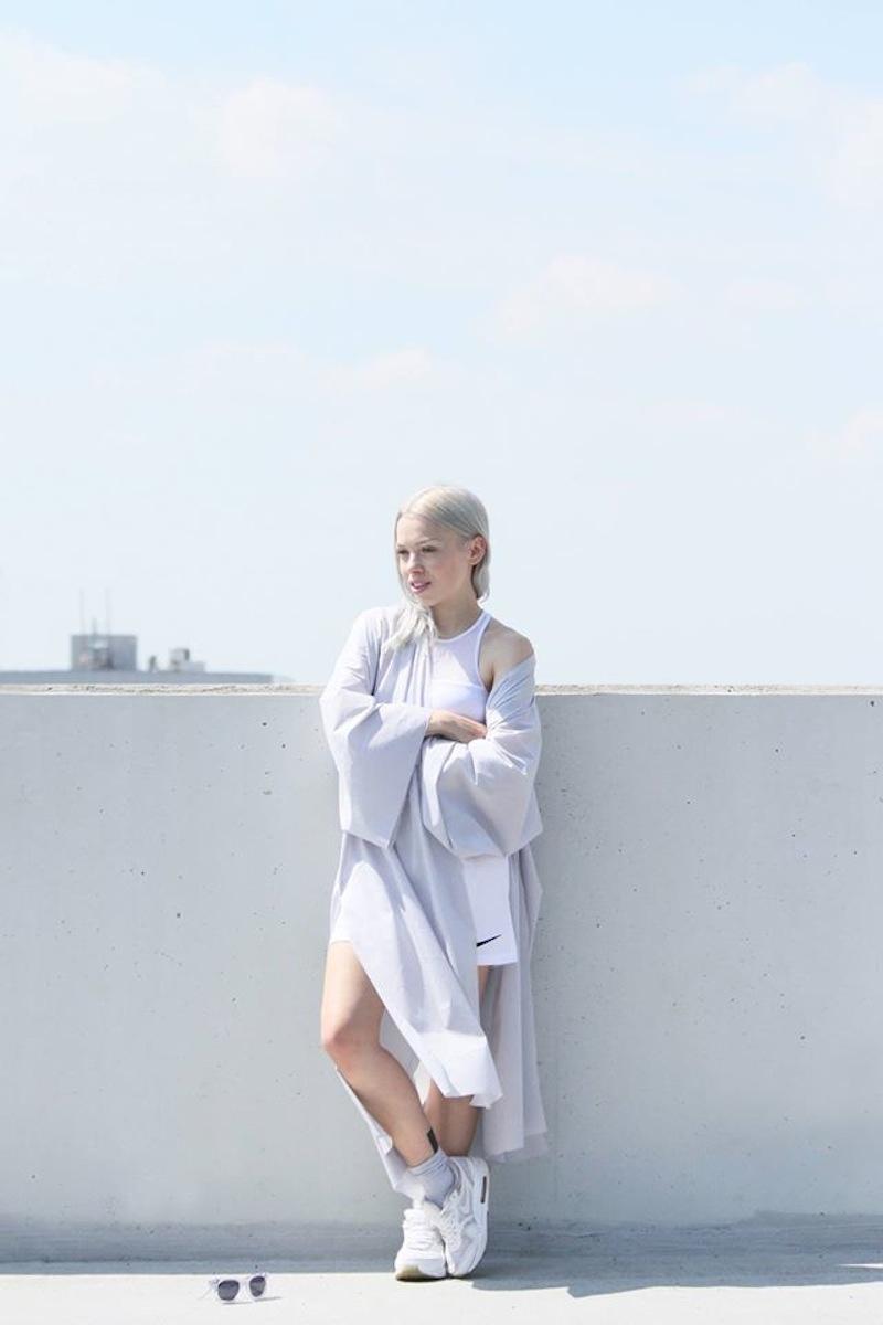 love aesthetics diy summer kimono