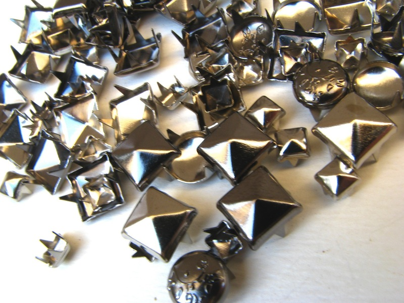 metal studs sortment etsy