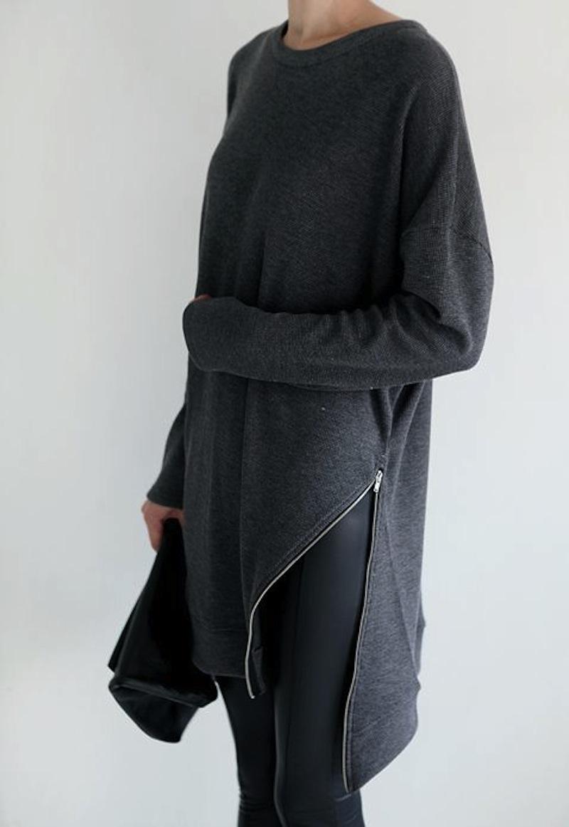 zipper sweater 5