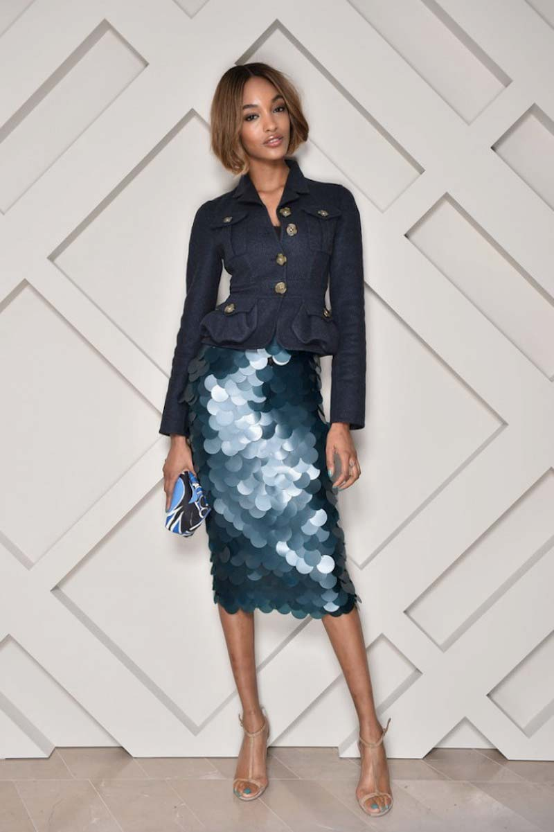 Jourdan-Dunn-attends-the-Burberry-Store-Opening-event-in-Tokyo--