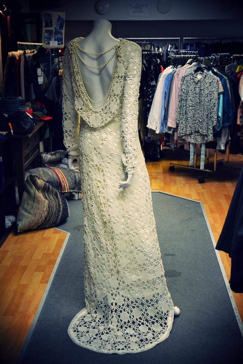 OutiLesPyy crochet wedding dress Anna 16