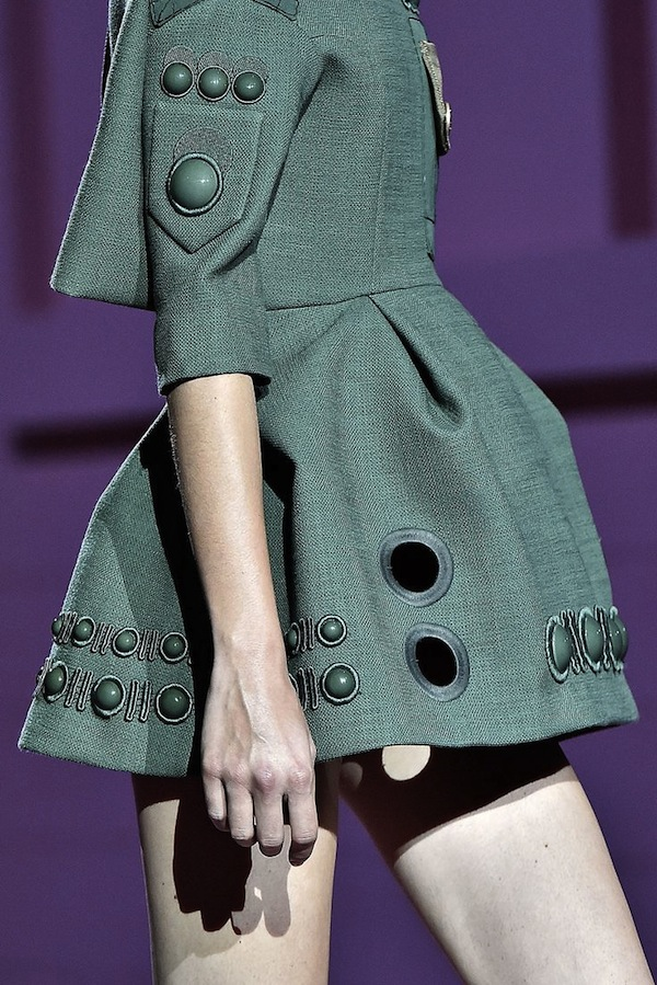 Marc Jacobs SS2015 army styling 3
