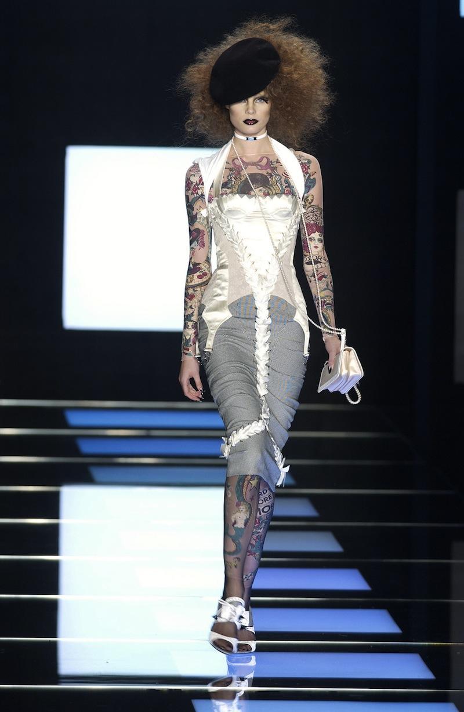 christian dior summer 2004 suit skirt 3