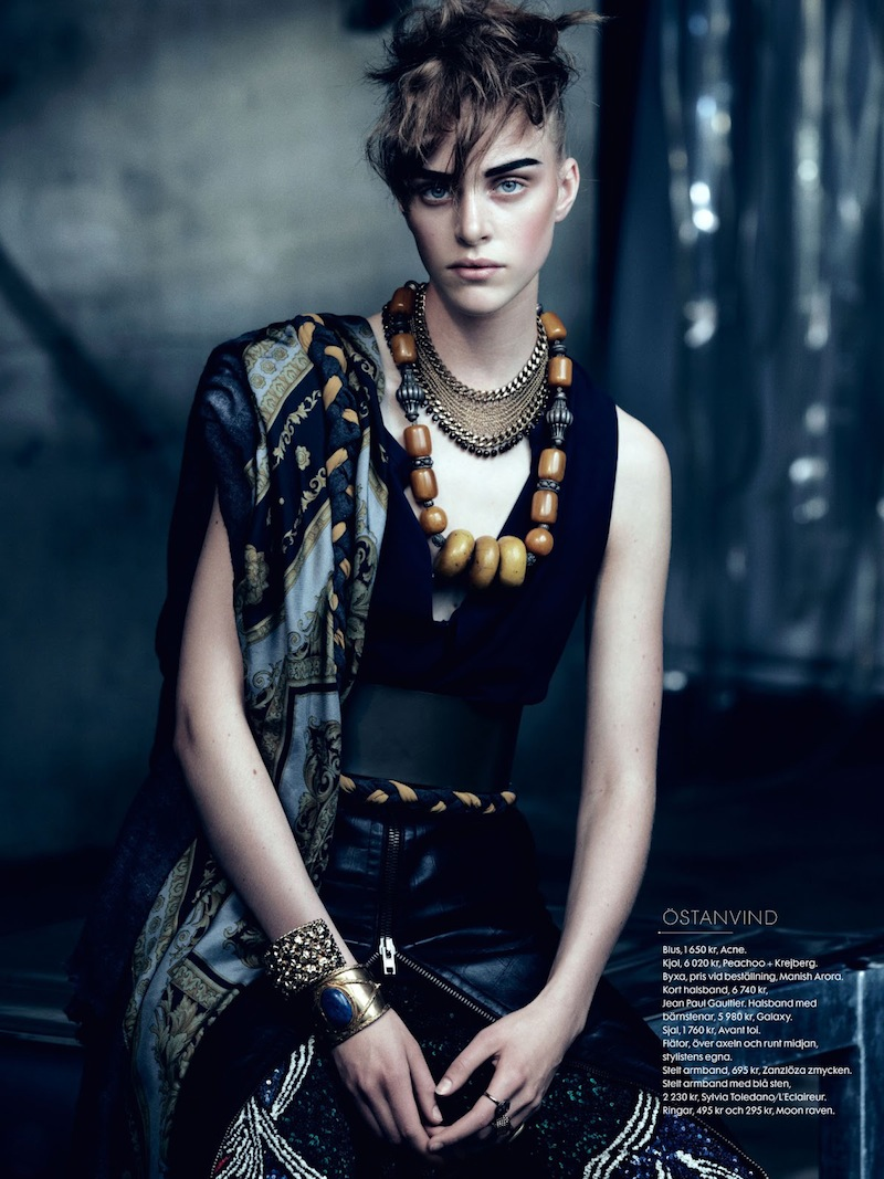 hedvig-palm-by-benjamin-vnuk-for-elle-sweden-september-2013-1