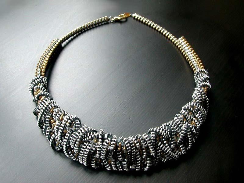 Reborne-Jewelry-The-Rainstorm-Zipper-Necklace-1