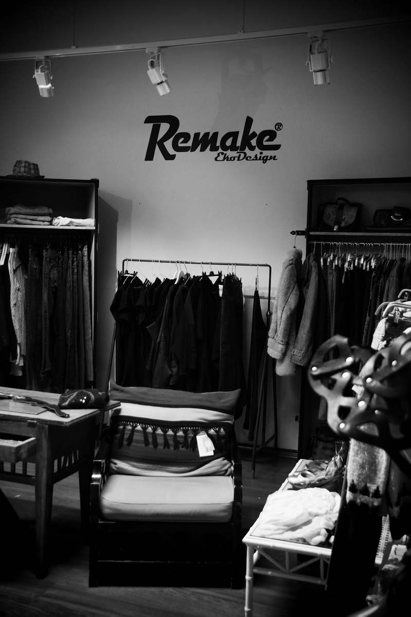 Remake EkoDesign store 1