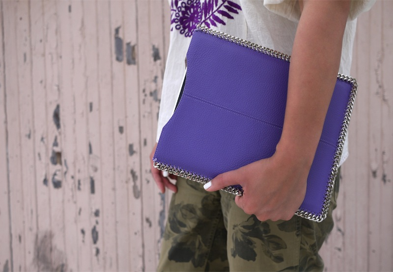 honestlyWTF diy chain ipad sleeve