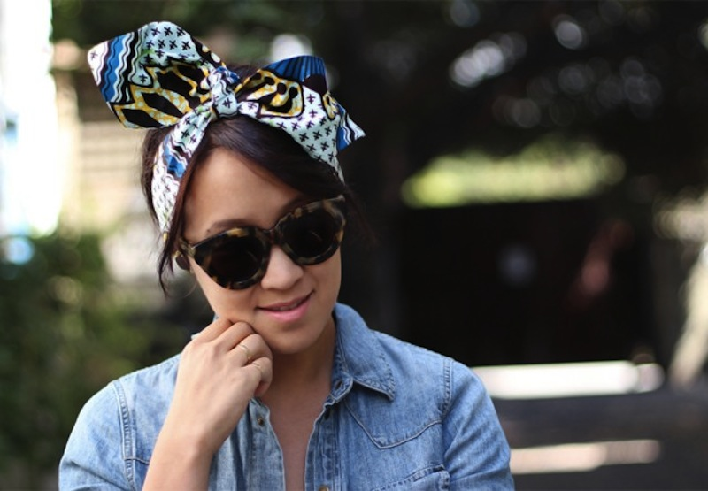 honestlyWTF diy headwrap