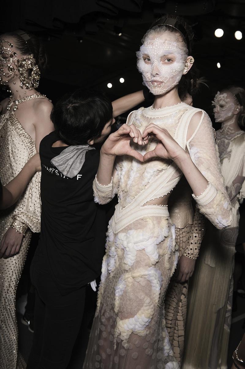 Givenchy makeup SS16 5