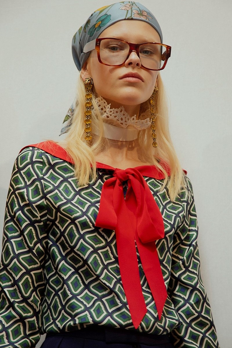 Gucci SS16 weird cool kids 2