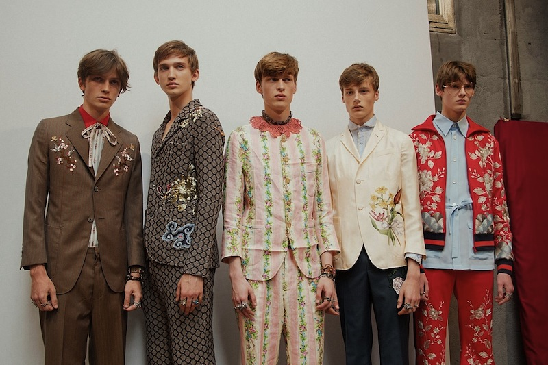 Gucci SS16 weird cool kids 20