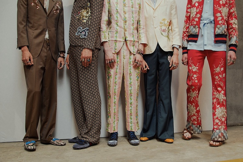 Gucci SS16 weird cool kids 5