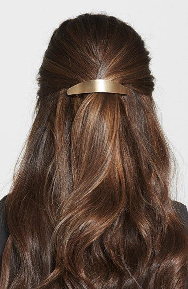 diy trend hair clip barrette 5
