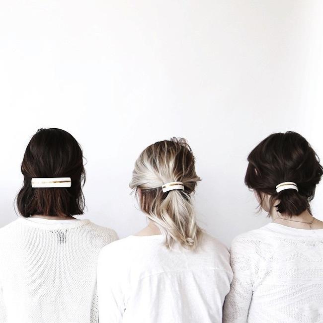 diy trend hair clip barrette 6