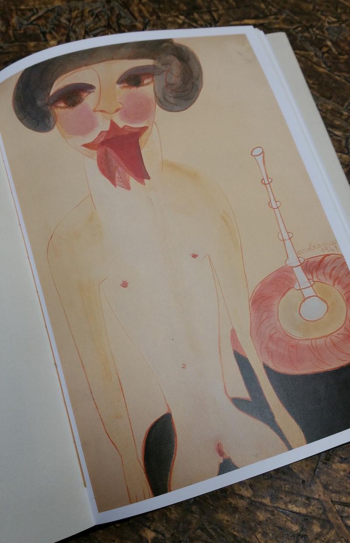 Carol Rama art 1