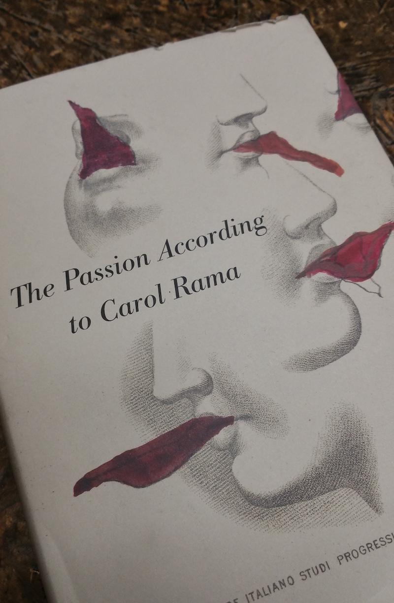 Carol Rama art book