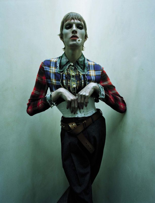 BOY:GIRL:BOY Vogue Italia July 2016 by Tim Walker 4