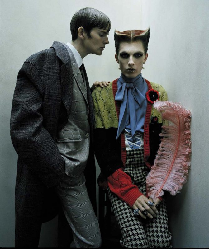BOY:GIRL:BOY Vogue Italia July 2016 by Tim Walker 7