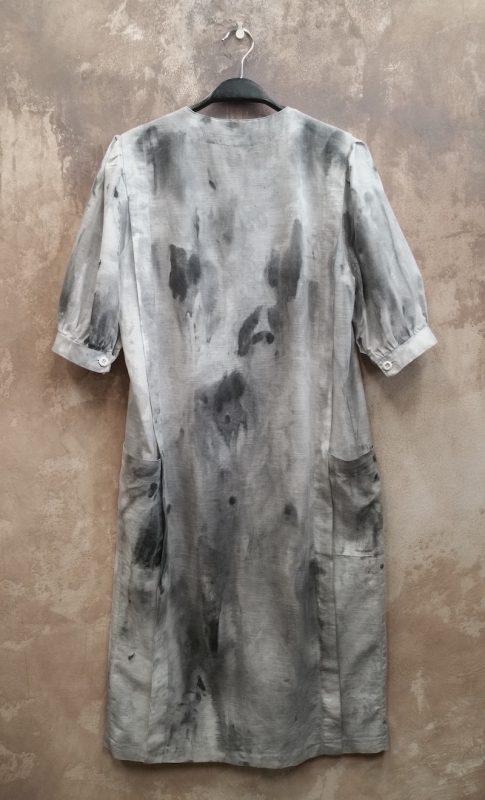 OutiLesPyy Pasila-sarja 80s mekko E2