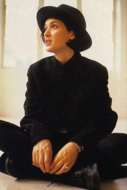 Winona Ryder 90s style icon 11