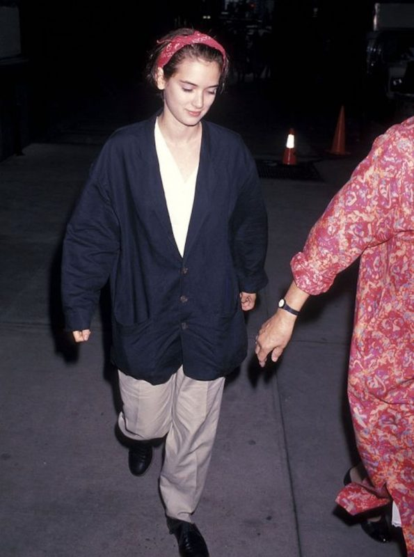 Winona Ryder 90s style icon 3