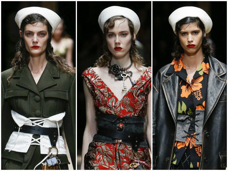 prada-fall-2016-sailor-hats-styling-idea